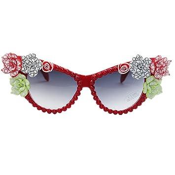 Aihifly Nuevas Gafas de Sol Personalidad Ebullient LadyS ...
