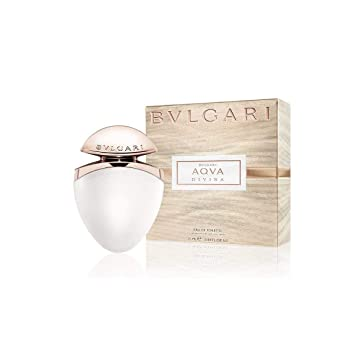 5301ef1fb2bf Amazon.com   Bvlgari Aqva Divina Eau De Toilette Spray 25ml 0.84oz   Beauty