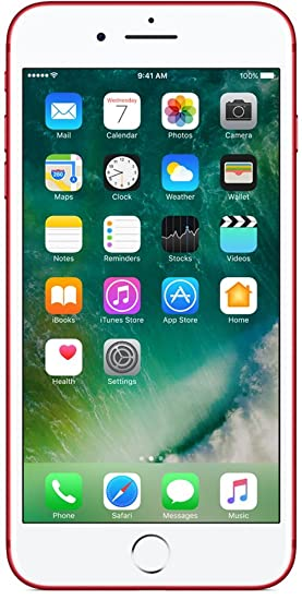 399f26538cb Apple iPhone 7 Plus (Red