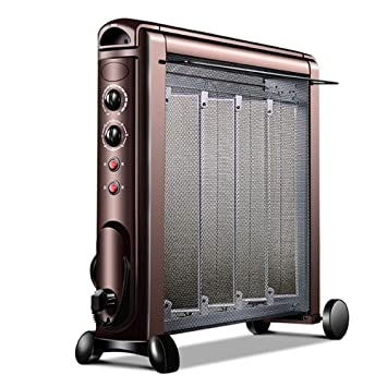 MLL Radiador Eléctrico - Calefacción Eléctrica - Calentador Eléctrico del Hogar - Calefacción Eléctrica Película de