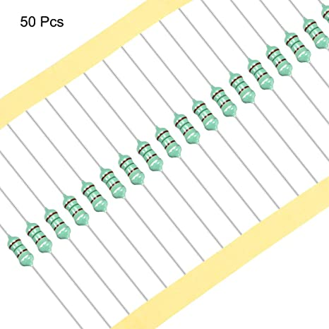 Bobine//Bobine//Bobine 1//2W 0.5 W color Ring Axial RF 0410 inductance 1UH-4.7MH