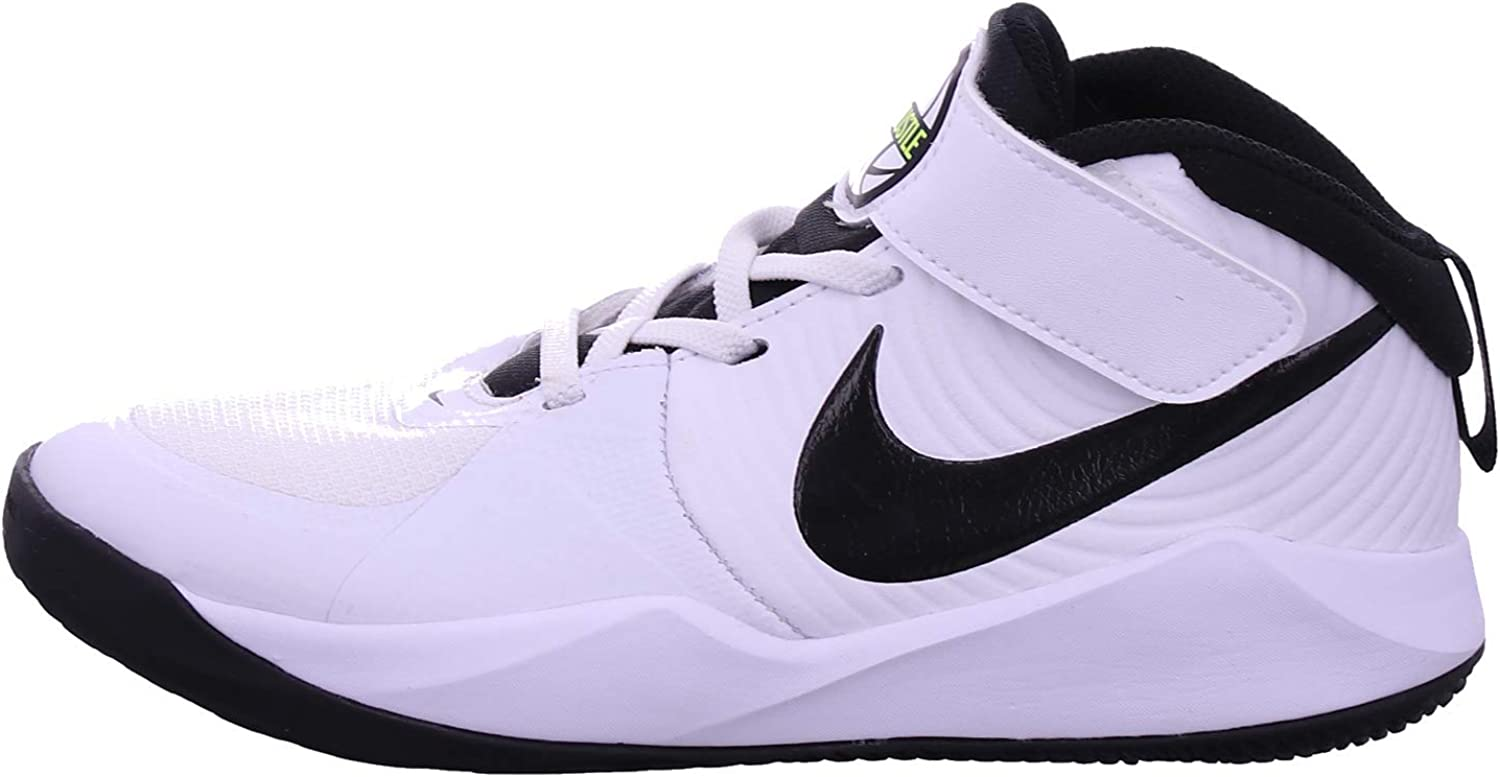 Basketball Shoe Unisex-Child NIKE Team Hustle D 9 PS