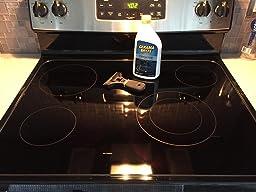 Amazon Com Cerama Bryte Glass Ceramic Cooktop Cleaner 28