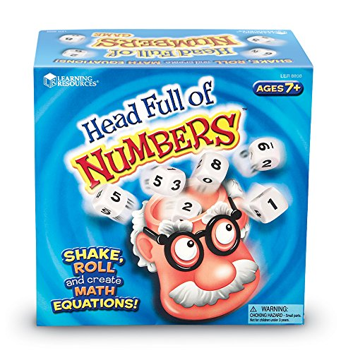 61vT BLRRTL - Learning Resources Head Full Of Numbers