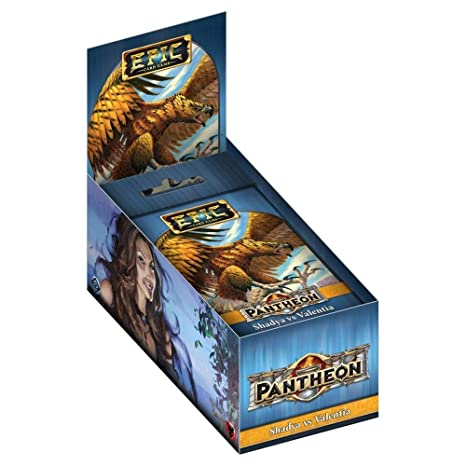 Amazon.com: White Wizard Games WWG317D Epic Pantheon ...