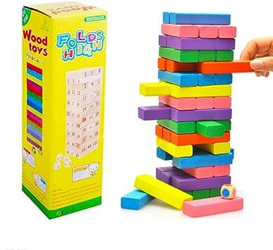 Pilas de bloques de música, capas de bloques de bombeo, rompecabezas para niños, juegos de mesa para padres e hijos
