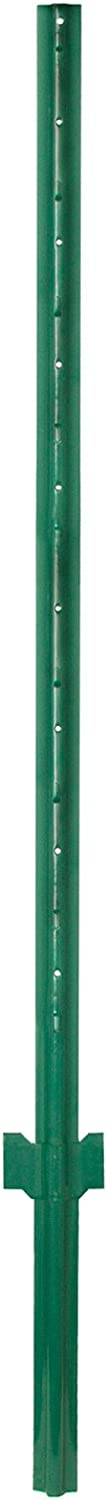 Origin Point Fence Post, Light Duty, 3-Foot, Green