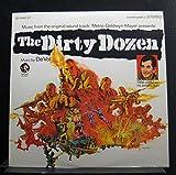 Frank De Vol - The Dirty Dozen (Music From The Original Sound Track) - Lp Vinyl Record