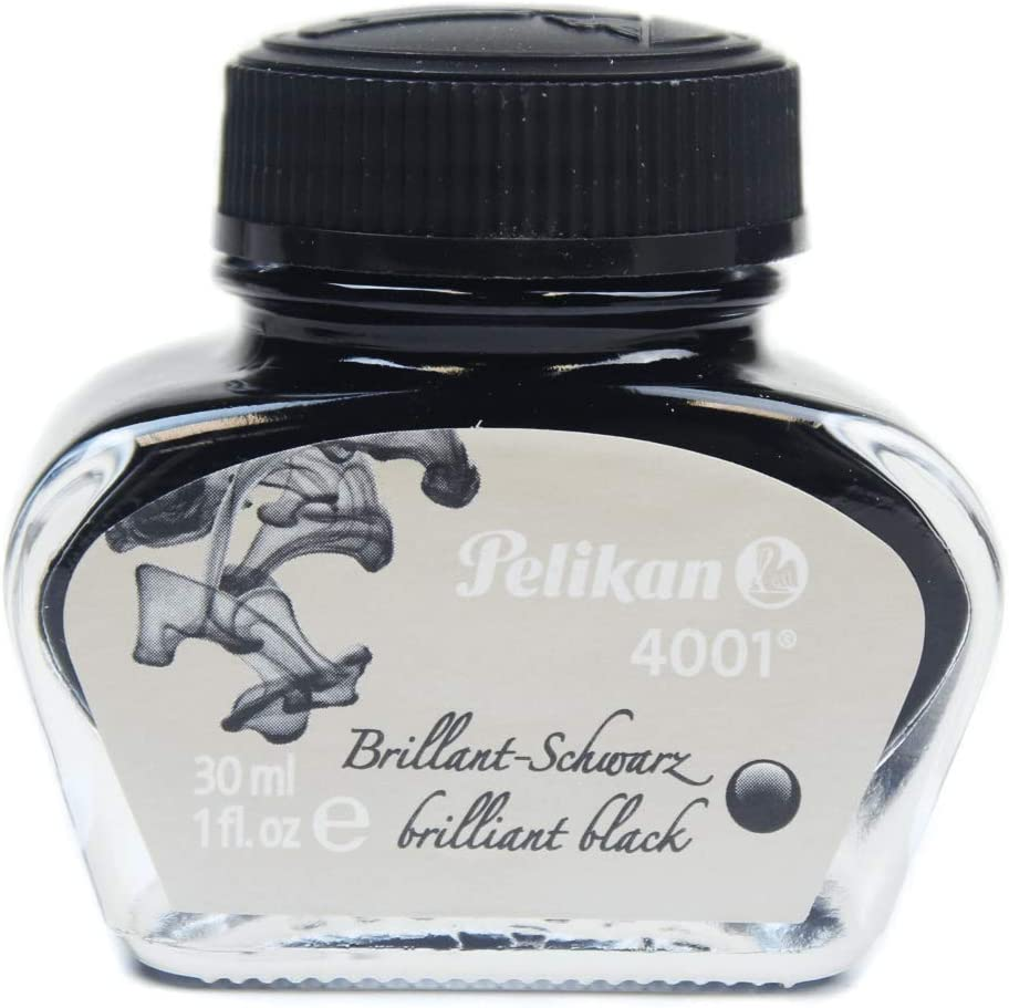 Pelikan 4001 Bottled Ink for Fountain Pens