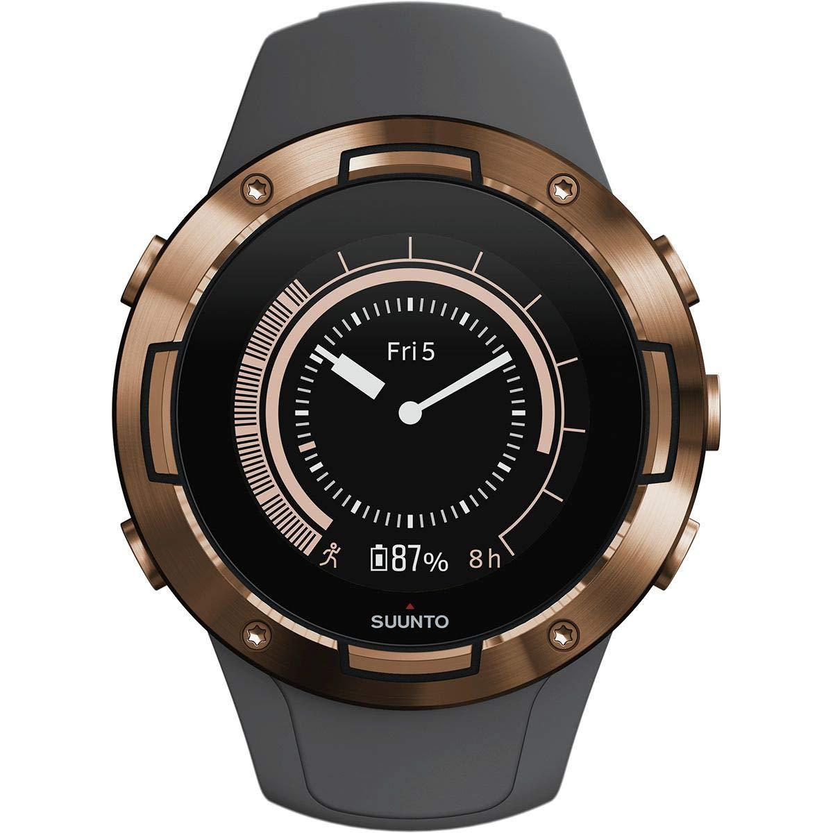 Suunto 5 G1 Watch Graphite Copper, One Size by Suunto