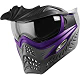 V-Force Grill Thermal Paintball Mask / Goggle - Special Color - Purple on Grey