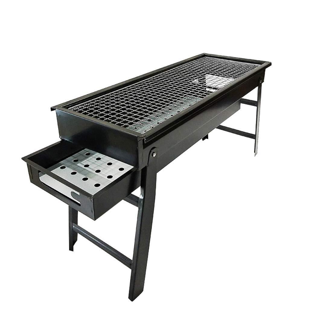 Makang BBQ Folding Charcoal Grill Cooking Tools Portable Home Outdoor by Makang