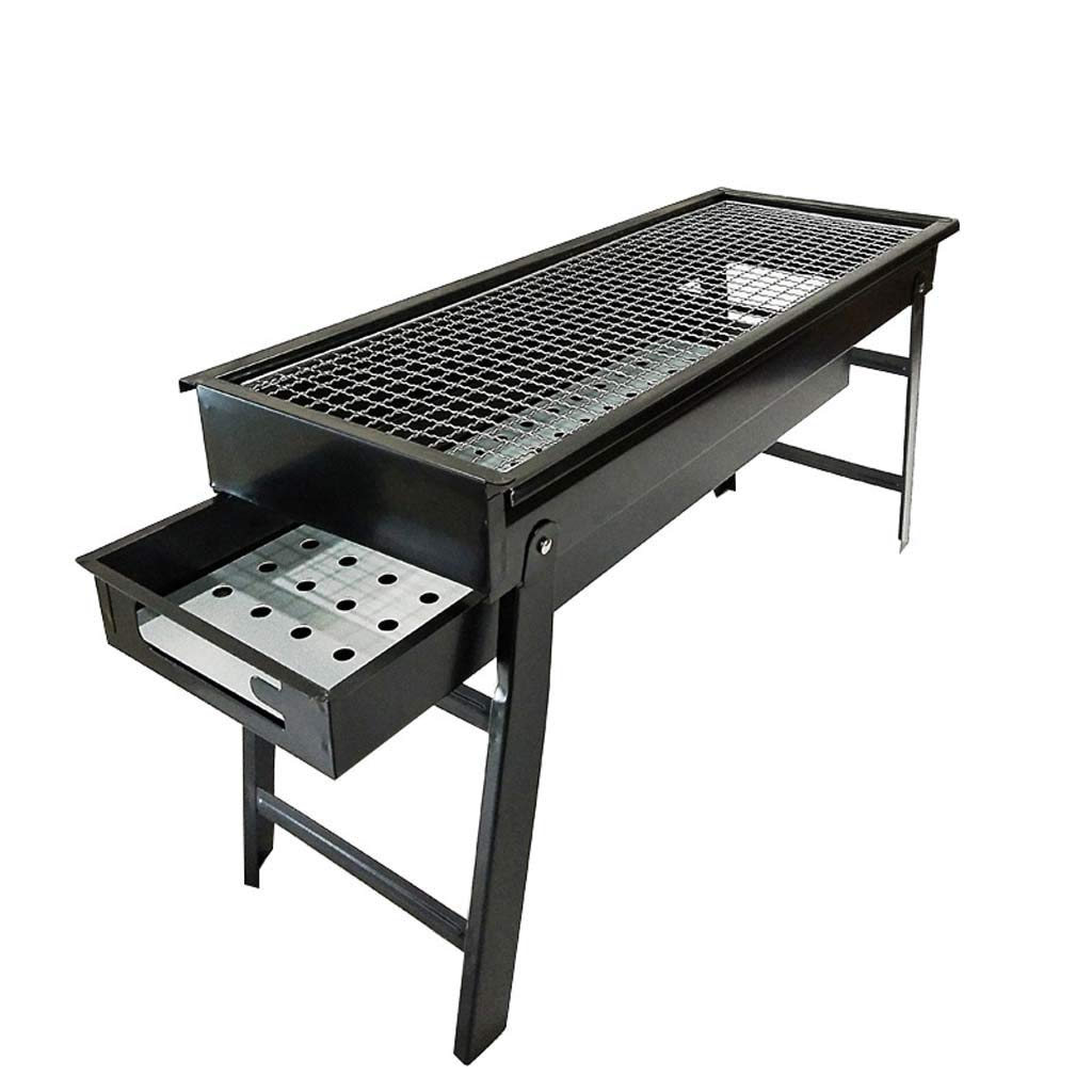 Makang BBQ Folding Charcoal Grill Cooking Tools Portable Home Outdoor