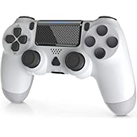 Wireless Controller for PS-4, YAEYE 1000mAh PS-4 Gamepad Joystick for PS-4/Pro/Slim Console with Dual Vibration…