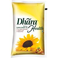 Dhara Oil, Sunflower, 1 L