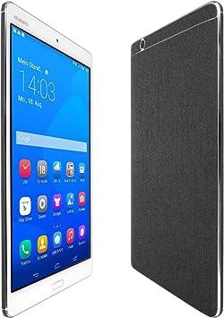 Screen Protector for Samsung Galaxy Tab 3 10.1 Skinomi Brushed Steel Full Body