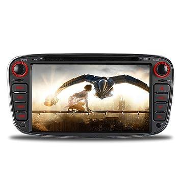7 Radio de Coche con 3 G DVD GPS navegación USB SD Bluetooth Auto Radio