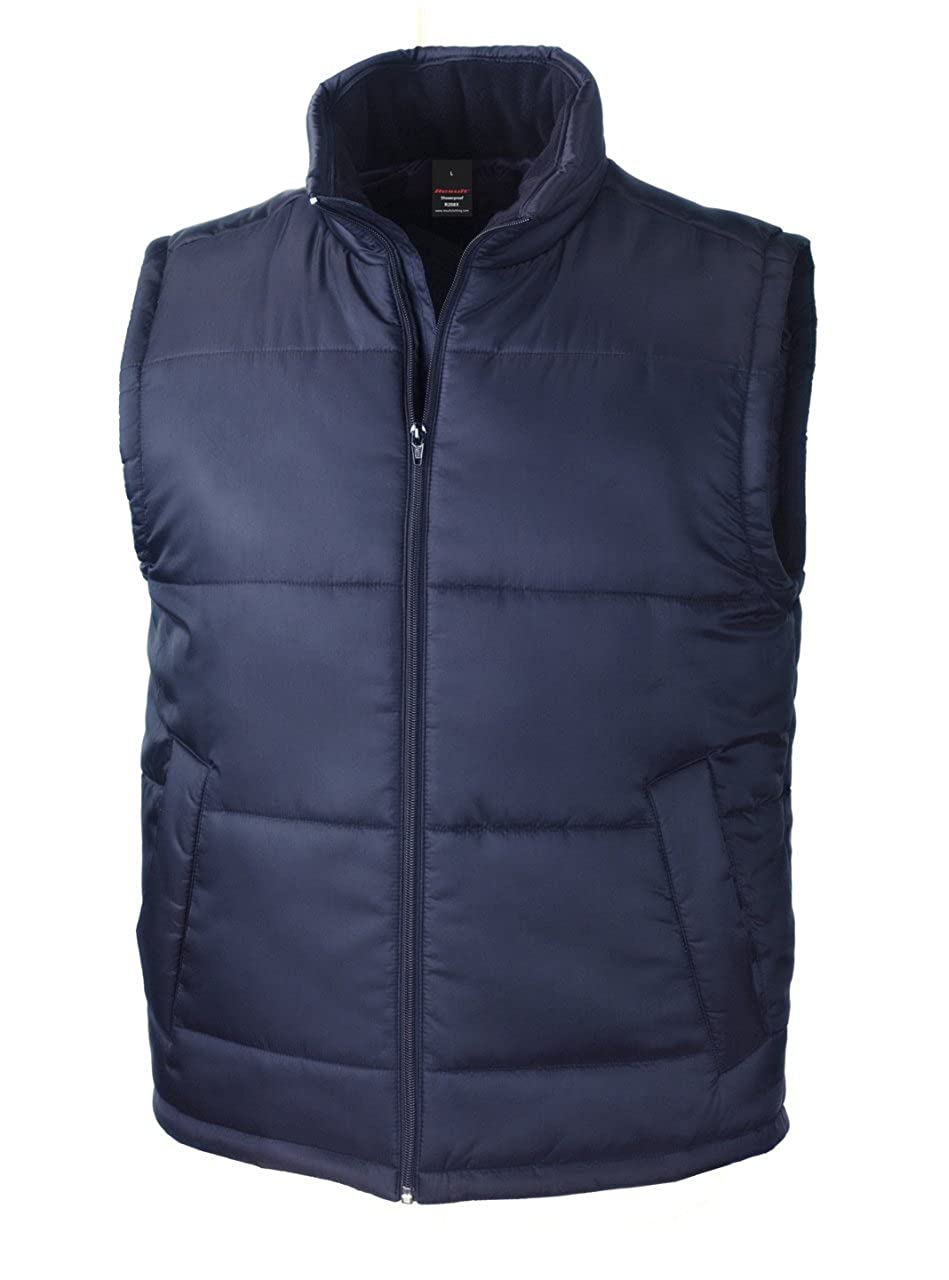Result Body Warmer – Chaleco en 4 Colores