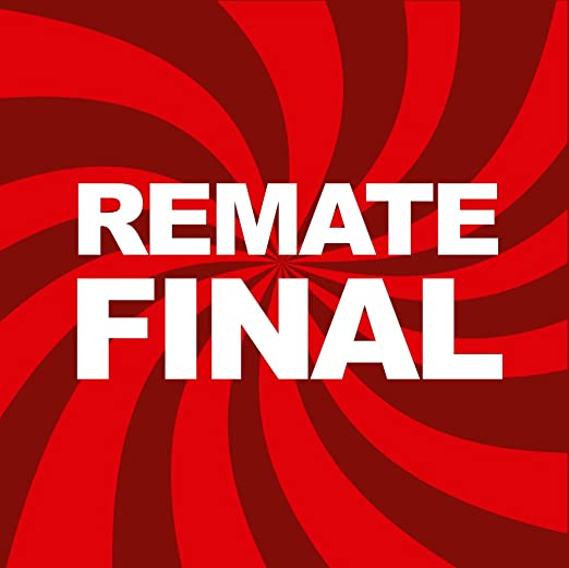 Cartel Remate Final | Cartel publicitario Remate Final ...