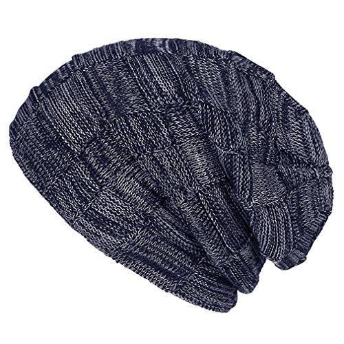 Gorro Marina Caliente Xianshu Gorra Unisex de Pop Esquí Sombrero Estiramiento Punto Hip Hat Flexible de Ssuave qZvvxAwng