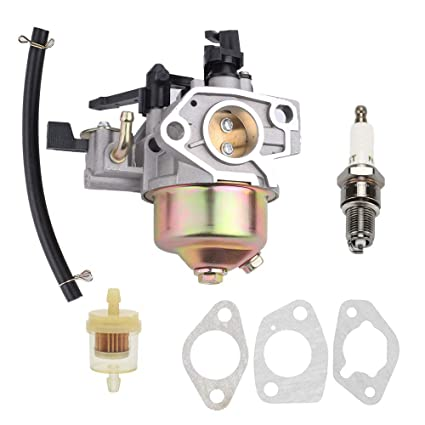 Amazon.com: Carburador Carb Para Honda Gx340 11HP 16100-ZE3 ...