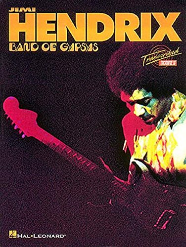 of Gypsys (Transcribed Scores) (Jimi Hendrix Note)