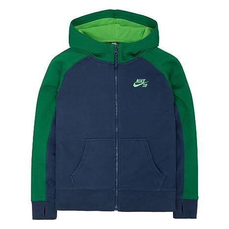cd6b0759aa99 Amazon.com  Boys 8-20 Nike SB Everett Hoodie  Sports   Outdoors
