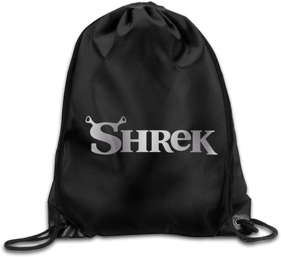 Shrek Platinum Logo Drawstring Backpack Bag Amazon Ca Luggage Bags