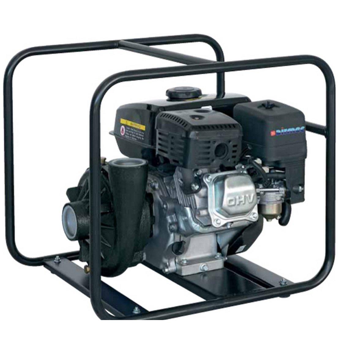 Speroni - Motopompa benzina autoadescante LC 50 HP 6,5 AIRMEC - 460 lt min - 50mt