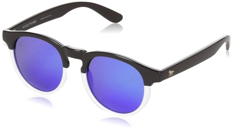 Wolfnoir HATHI BICOME Ying Gafas de sol, 45 Unisex