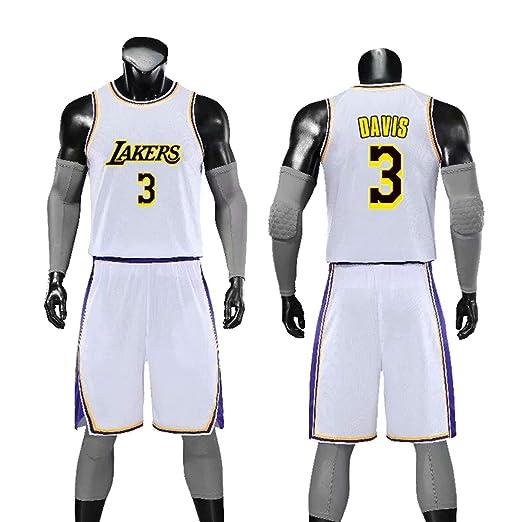 JX-PEP Niños/para Hombre de Los Ángeles Lakers de Baloncesto ...