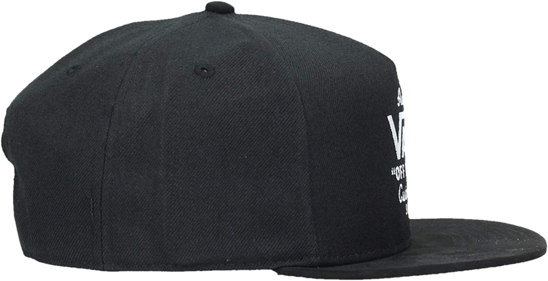 Vans Gorra Wabash Snapback Negro Talla: OSFA (Talla única para ...