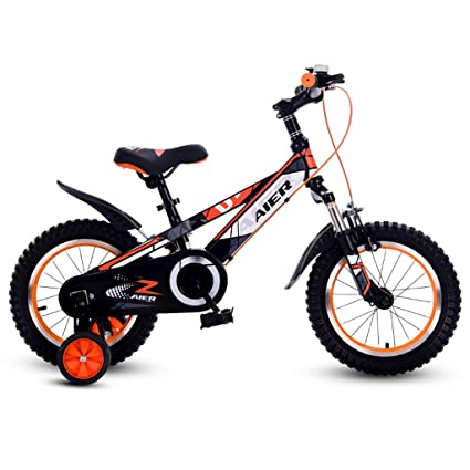 Fenfen Bicicleta para niños 12/14/16 pulgadas para hombres y ...