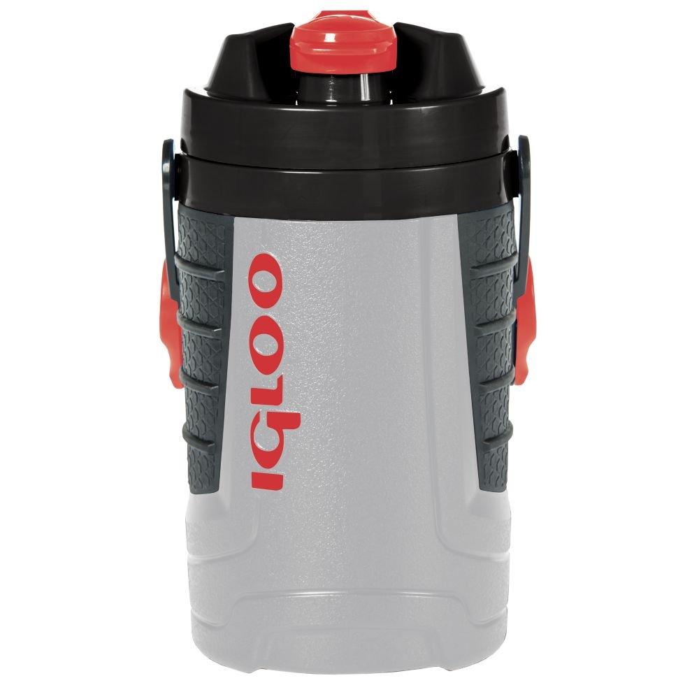 Igloo Proformance 1 Quart Sport Jug-Charcoal//Cloud Gray