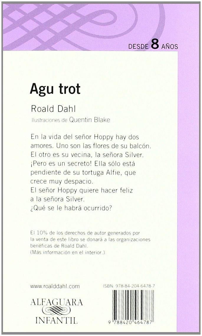 Amazonfr Agu Trot Roald Dahl Livres