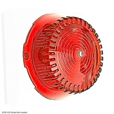 Algo X128R Red Lens for Algo 8128G2, 8128, 1128 Strobe Lights: Home Improvement