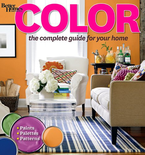 Color (Better Homes and Gardens) (Better Homes and Gardens Home)
