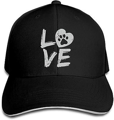 Love Paw Trucker Hat Adjustable Outdoors