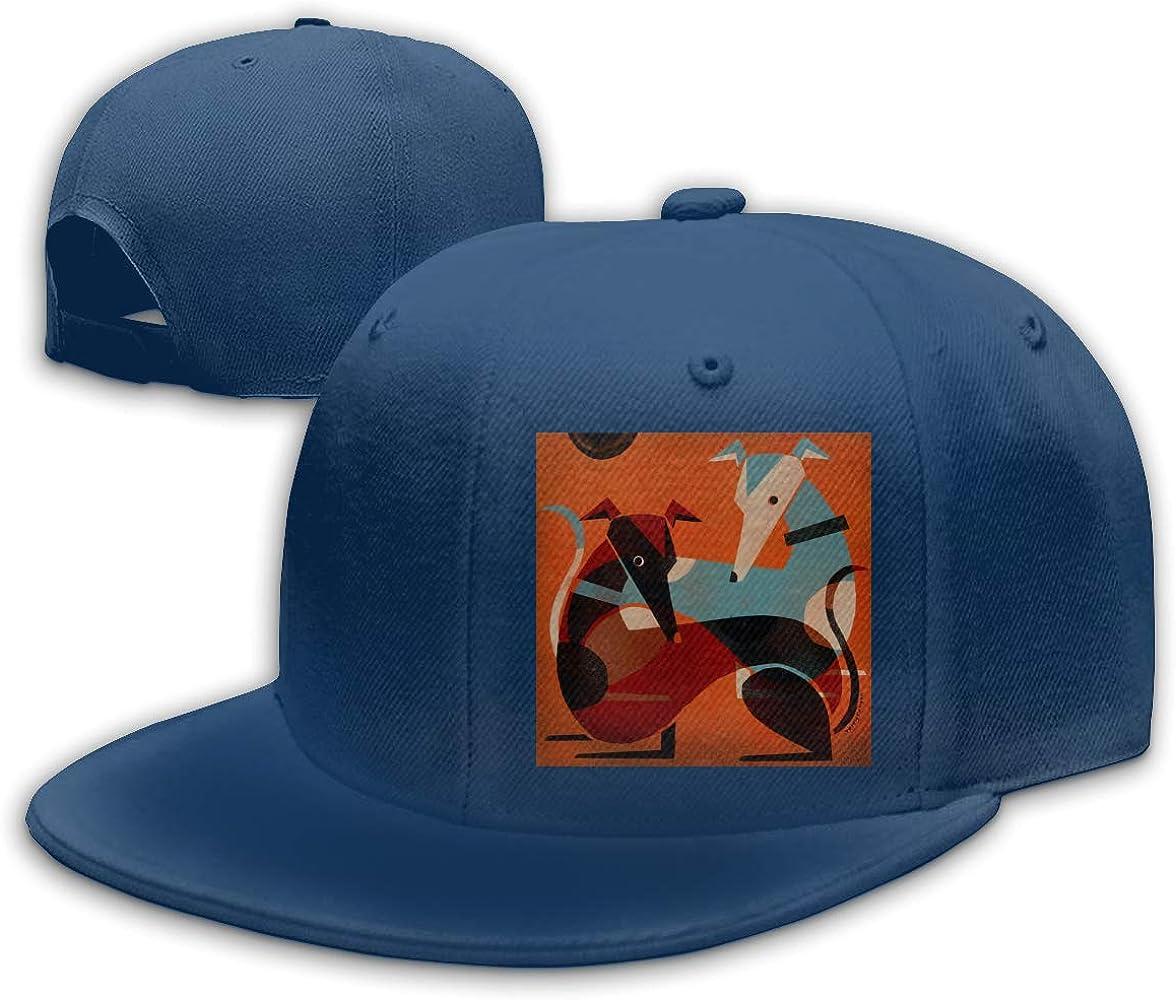 Queen Elena - Gorra de béisbol con diseño de Galgo Azul Azul ...