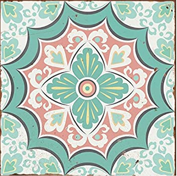Lot de 10 Style 2 Bleu pastel Vert jaune rose victorien marocain de ...