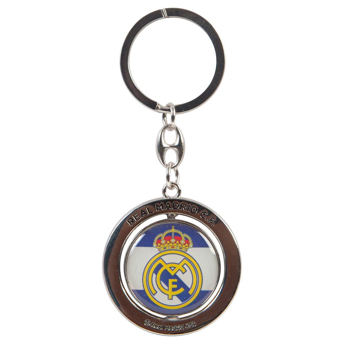 Real Madrid Spinner Keyring: Amazon.es: Deportes y aire libre