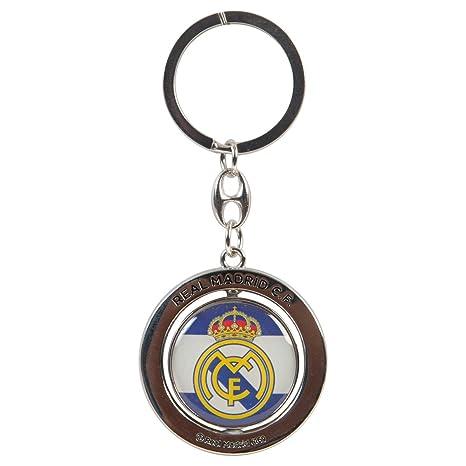 Real Madrid C.F. Spinner Llavero: Amazon.es: Juguetes y juegos