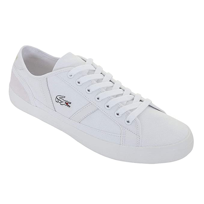 f7ddc3f38b80 Lacoste Men s Sideline 119 1 CMA Canvas Trainers