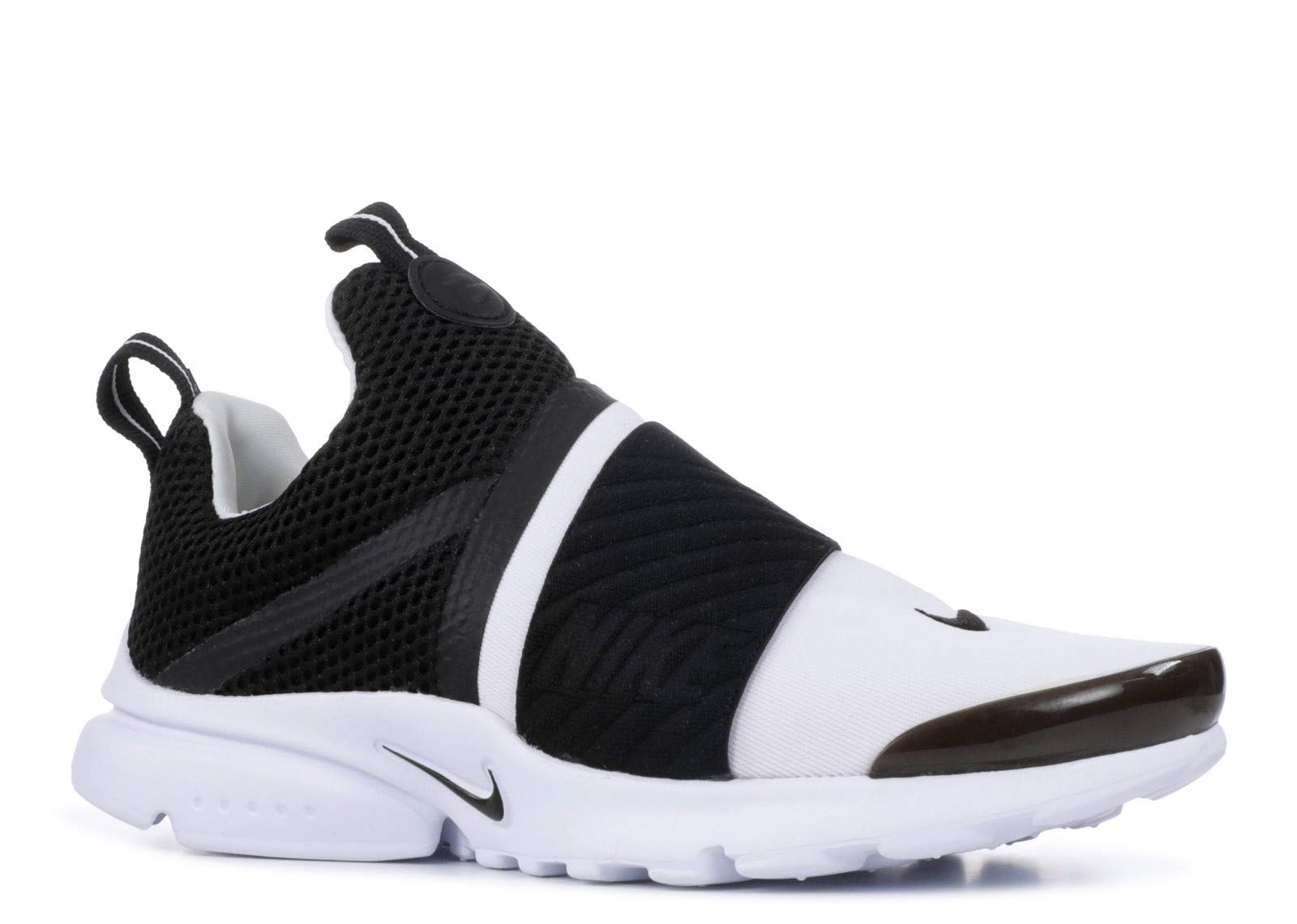 Nike Presto Extreme (PS) Pre School Boys Fashion Sneakers White/Black 870023-100 (2 M US)