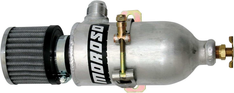 Moroso 85465 Vacuum Pump Breather Tank