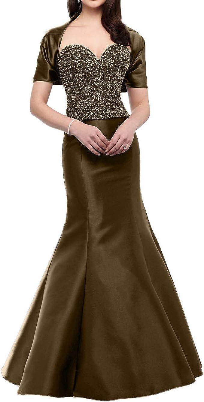 Royaldress hochwertig Glitzer Abendkleider Brautmutterkleider