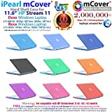 """iPearl mCover Hard Shell Case for 11.6"""" HP Stream"""