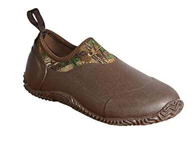 faa5c90dd4c9 Habit Mens Size 7 All Weather Mud Shoes Realtree Camo
