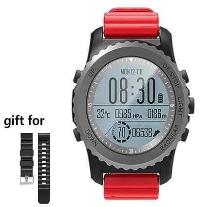 Amazon.com: Smart Watches S968 GPS Smart Watch IP68 ...