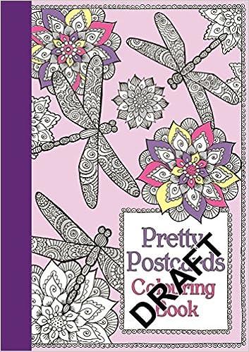 Pretty flower postcards beth gunnell 9781780553344 amazon books mightylinksfo